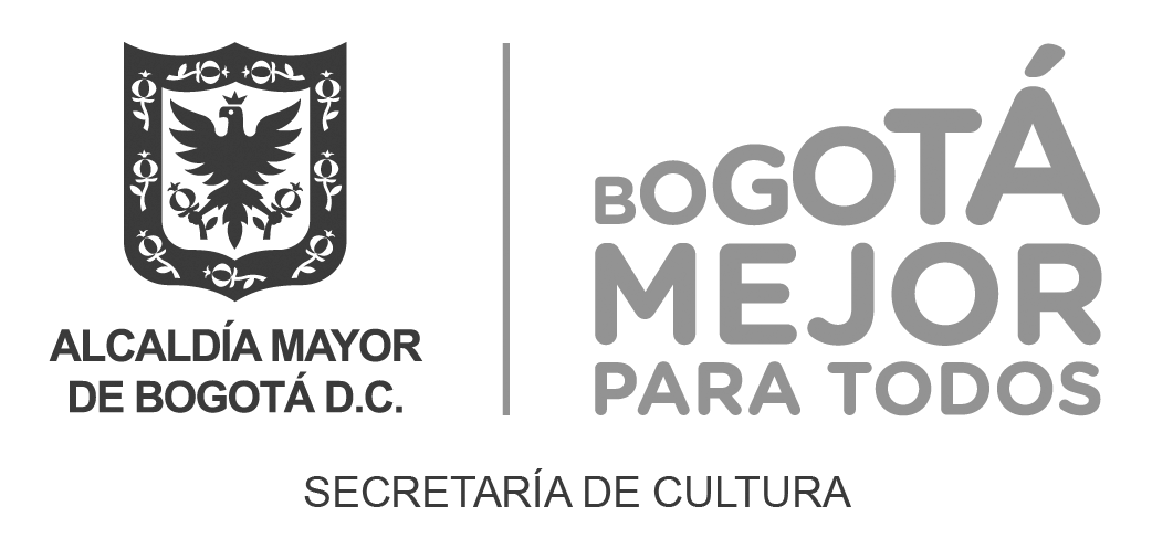 Logo Bogotá