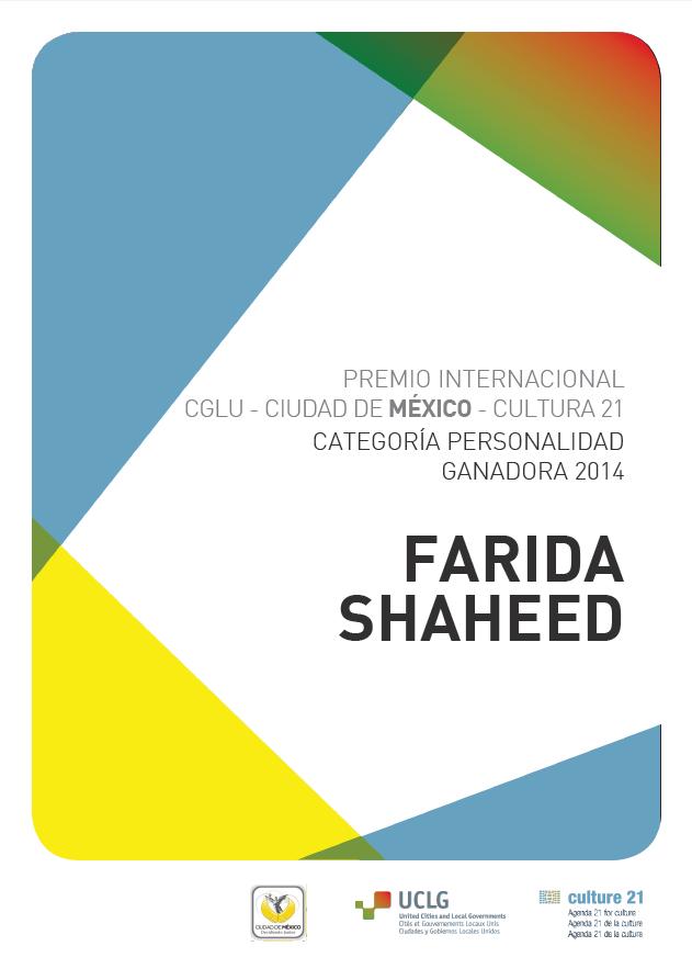 Farida Shaheed Ficha