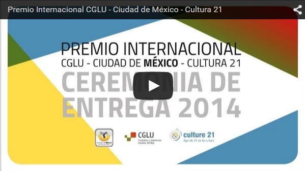 Premio1era edición Video de presentación