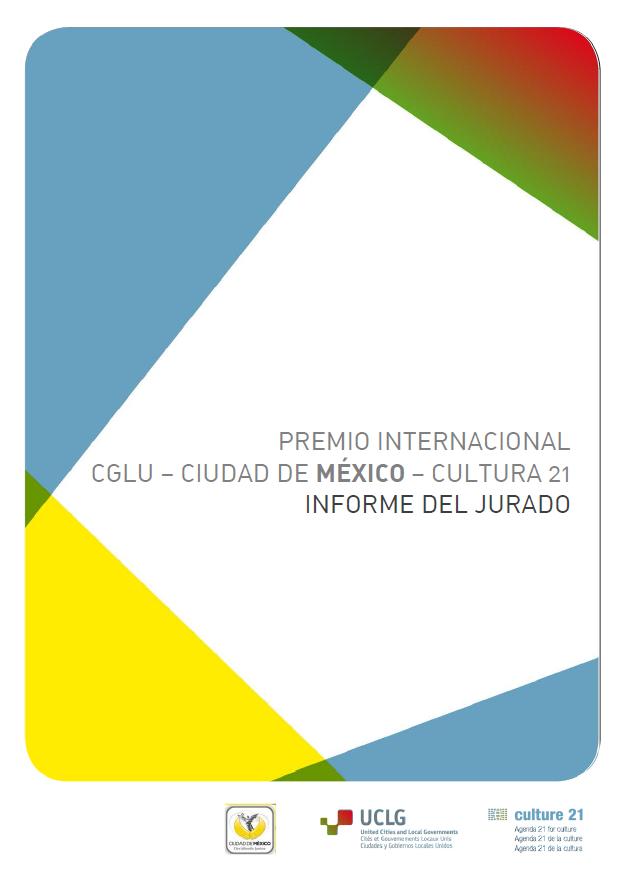 Informe final del Jurado 1ª edición del Premio