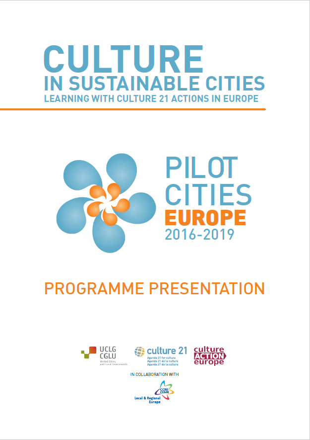 Pilot Cities in Europe programme