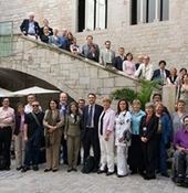 The City of Barcelona hosted the 1stformal meeting of the Committee on Culture of UCLG in October 2006.