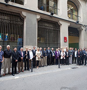 The City of barcelona hosted the 8th formal meeting of  the Committee on Culture  of UCLG in September 2012.