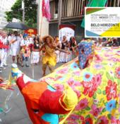 """Proyecto """"Arena da Cultura - Programa de formación Artística y Cultural"""""""