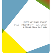 """Belo Horizonte is thewinnerof the first edition (2014) of theInternational Award """"UCLG - Mexico City - Culture 21""""for the category """"City""""."""