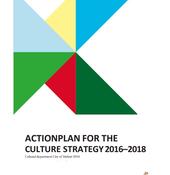 Plan de acción para la estrategía de Cultura para 2016-2018