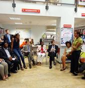 """Bonne pratique de l'Agenda 21 de la Culture : le """"Forum Ville Mondiale"""" de Milan."""