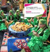 Desarrollo de la cultura de Kazán.