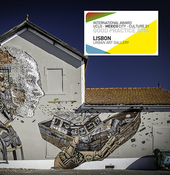 Lisbon, Urban Art Gallery